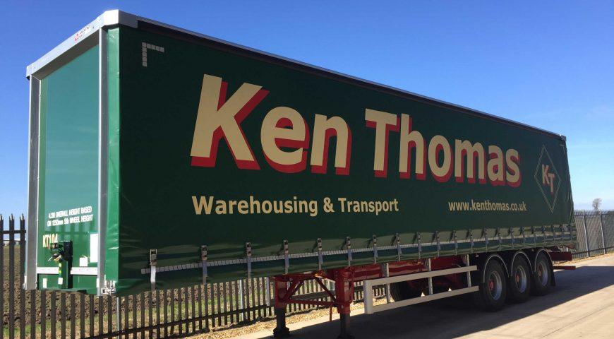 Transport Ken Thomas Warehousing Transport Self